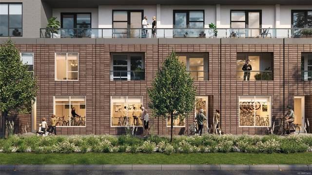 1301 Hillside Ave #207, Victoria, BC V8T 2B3 (MLS #873456) :: Pinnacle Homes Group