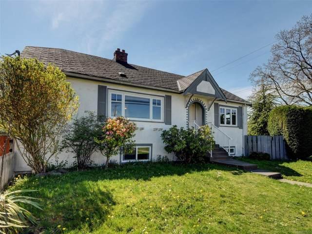 2727 Richmond Rd, Saanich, BC V8R 4T2 (MLS #873511) :: Call Victoria Home