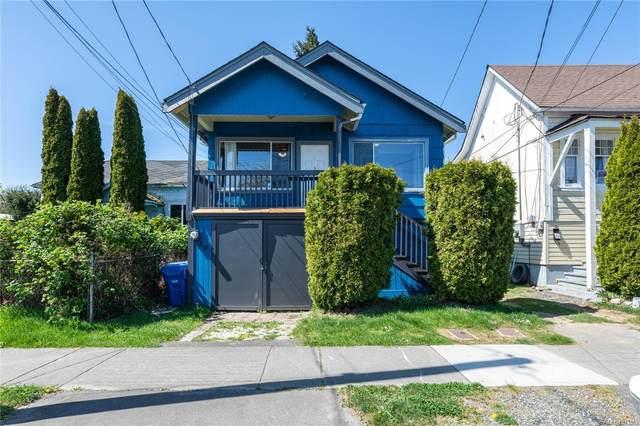 40 Irwin St, Nanaimo, BC V9R 4X1 (MLS #873583) :: Call Victoria Home