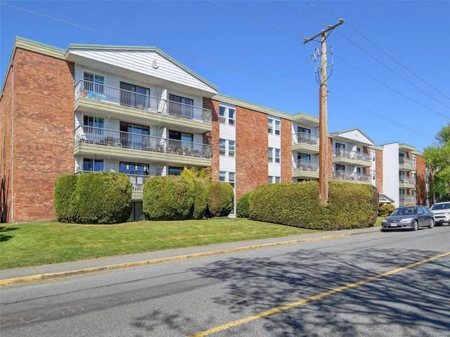 900 Tolmie Ave #117, Saanich, BC V8X 3W6 (MLS #873590) :: Call Victoria Home