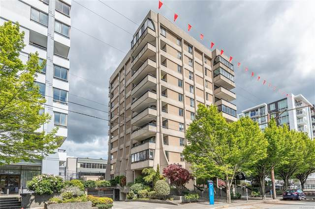 1034 Johnson St #403, Victoria, BC V8V 3N7 (MLS #873795) :: Call Victoria Home