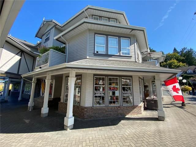 9844 Croft St #104, Chemainus, BC V0R 1K1 (MLS #873823) :: Pinnacle Homes Group