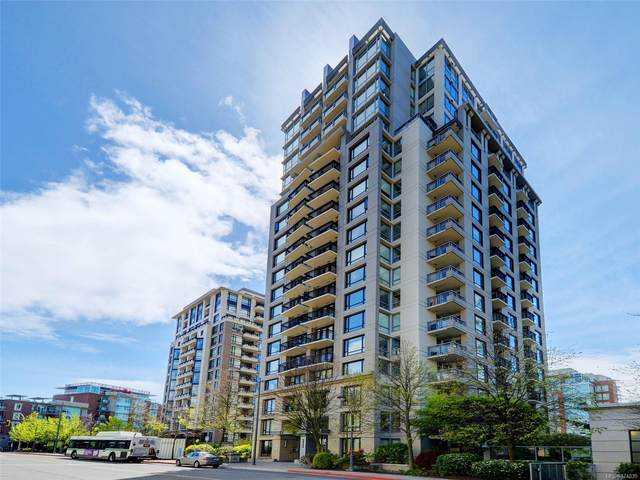 751 Fairfield Rd #1601, Victoria, BC V8V 3A3 (MLS #874039) :: Call Victoria Home