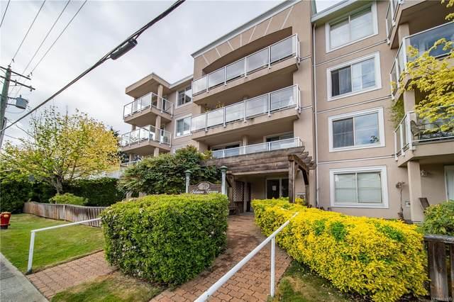 1632 Crescent View Dr #401, Nanaimo, BC V9S 2N4 (MLS #874072) :: Call Victoria Home