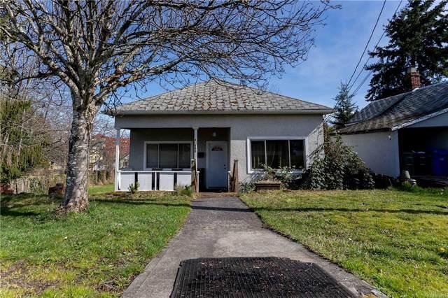 450 Prideaux St, Nanaimo, BC V9R 2N5 (MLS #874081) :: Call Victoria Home