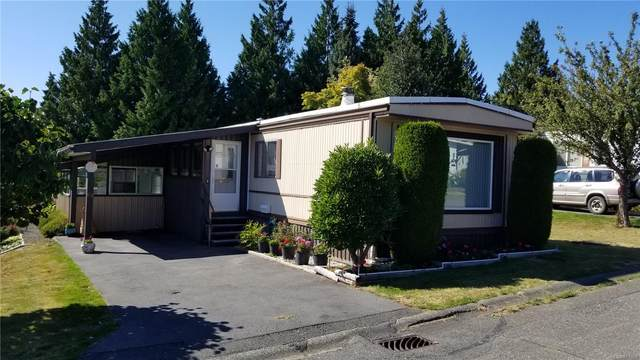1160 Shellbourne Blvd #69, Campbell River, BC V9W 5G5 (MLS #874098) :: Call Victoria Home