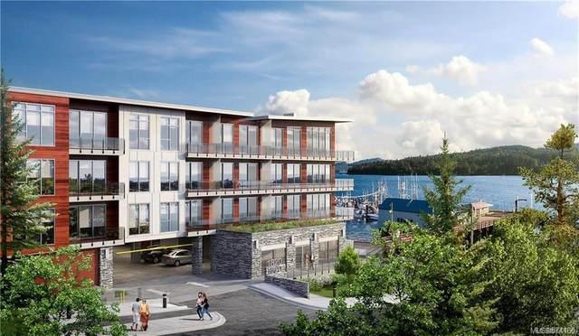 1820 Maple Ave S #206, Sooke, BC V0S 1N0 (MLS #874166) :: Pinnacle Homes Group