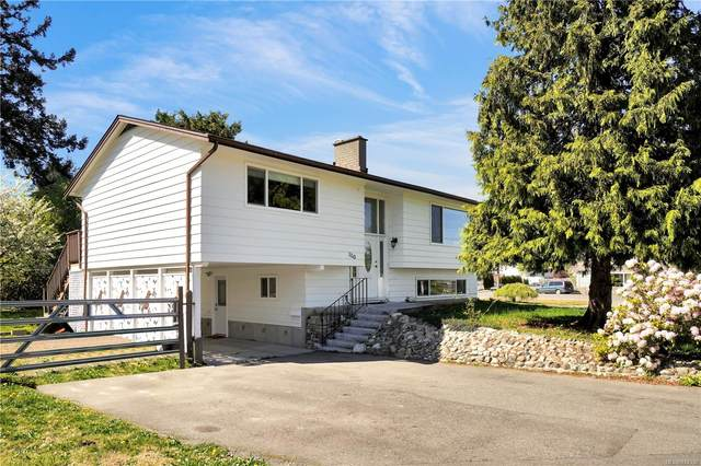 1110 St. Patrick Cres, Nanaimo, BC V9S 2C3 (MLS #874338) :: Call Victoria Home