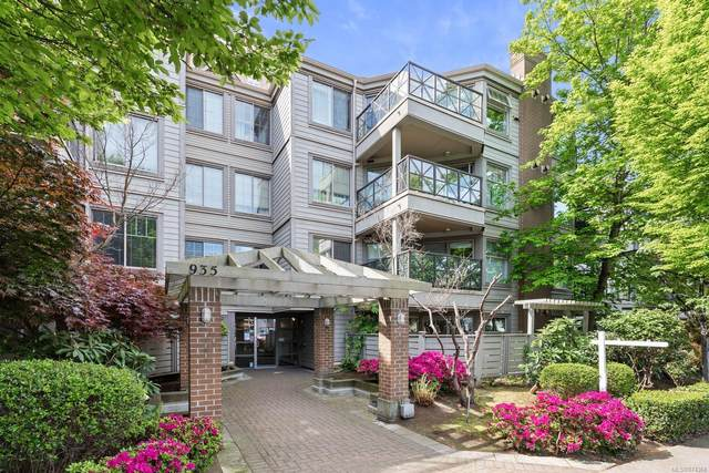935 Johnson St #205, Victoria, BC V8V 3N5 (MLS #874368) :: Call Victoria Home