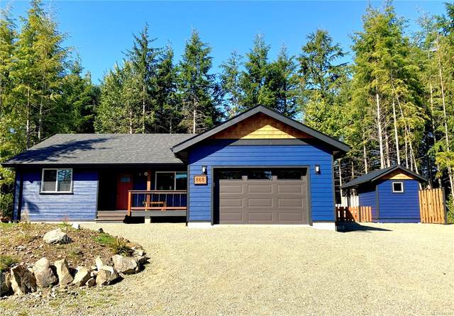 868 Elina Rd, Ucluelet, BC V0R 3A0 (MLS #874393) :: Call Victoria Home