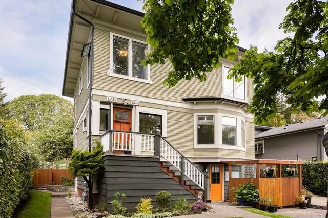 1332 Merritt St, Victoria, BC V8X 2P6 (MLS #874544) :: Call Victoria Home