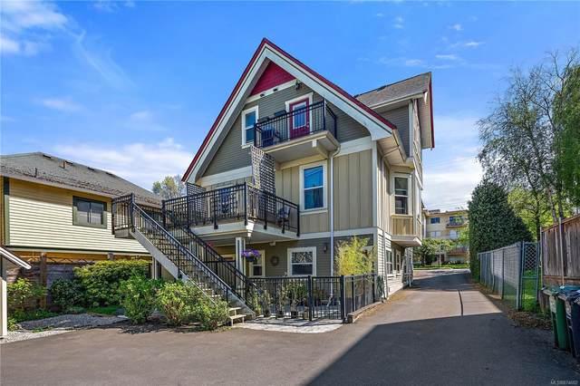 1376 Pandora Ave #1, Victoria, BC V8R 1A3 (MLS #874602) :: Call Victoria Home
