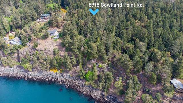 Lot 8 Gowlland Point Rd, Pender Island, BC V0N 2M3 (MLS #874734) :: Call Victoria Home