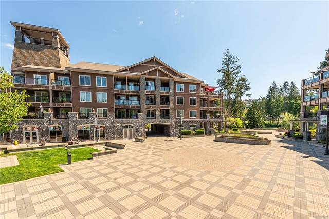 1325 Bear Mountain Pkwy #407, Langford, BC V9B 6T8 (MLS #874778) :: Day Team Realty