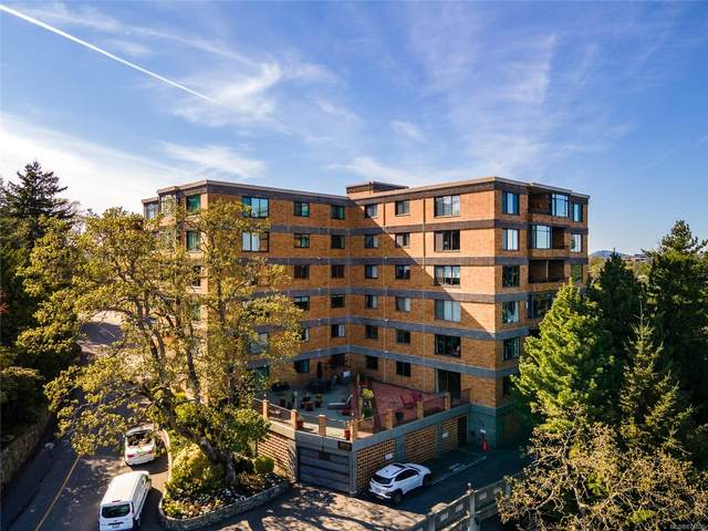 2910 Cook St #104, Victoria, BC V8T 3S5 (MLS #874826) :: Pinnacle Homes Group