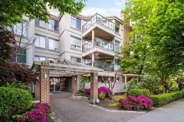935 Johnson St #305, Victoria, BC V8V 3N5 (MLS #874882) :: Call Victoria Home