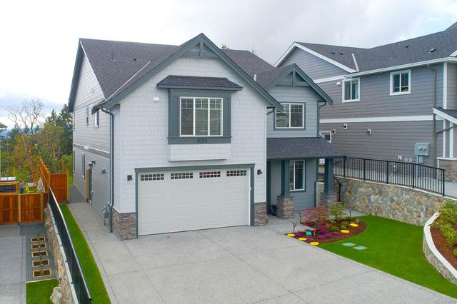 1295 Flint Ave, Langford, BC V9B 0Y6 (MLS #874910) :: Day Team Realty