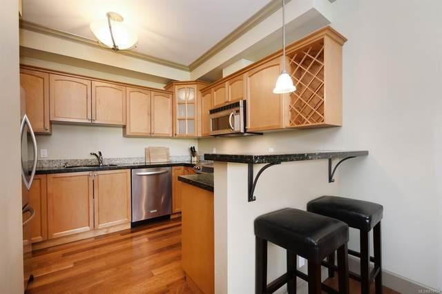 1642 Mckenzie Ave #211, Saanich, BC V8N 0A3 (MLS #874954) :: Pinnacle Homes Group