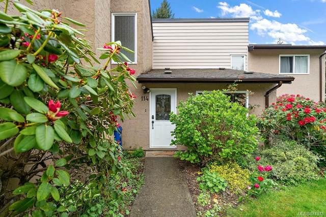 2860 Sooke Lake Rd #114, Langford, BC V9B 4R3 (MLS #874973) :: Pinnacle Homes Group