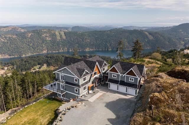 4120 Ridgeline Dr, Shawnigan Lake, BC V0R 2W3 (MLS #875255) :: Pinnacle Homes Group