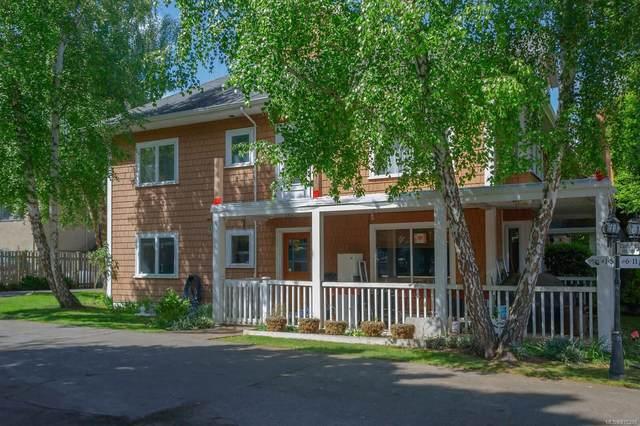649 Admirals Rd #5, Esquimalt, BC V9A 2N6 (MLS #875298) :: Pinnacle Homes Group