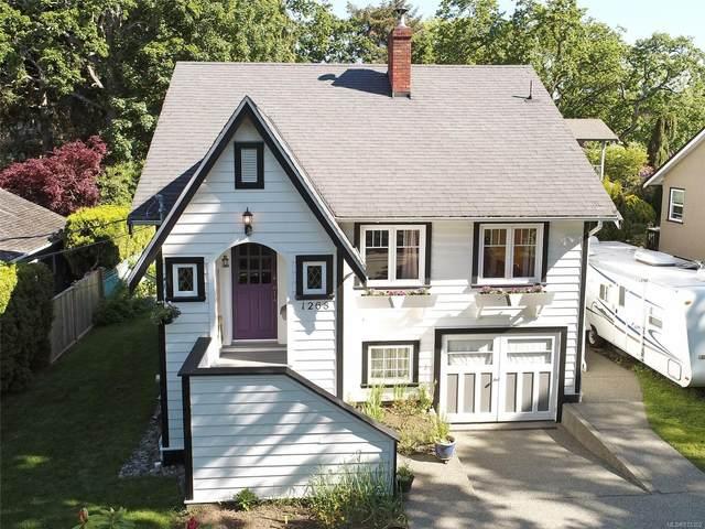 1268 Camrose Cres, Saanich, BC V8P 1N4 (MLS #875302) :: Pinnacle Homes Group