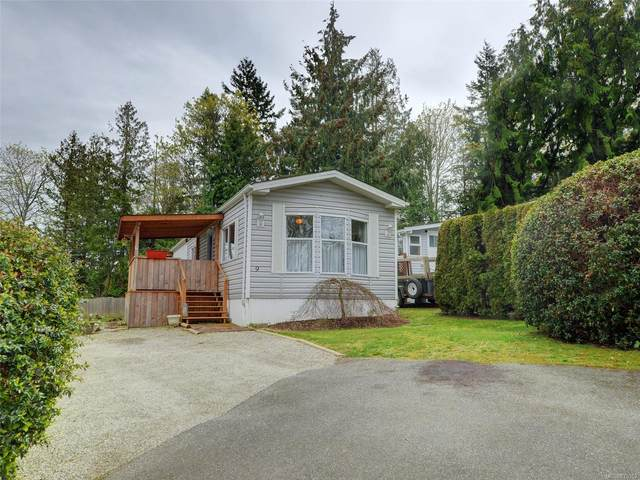2741 Stautw Rd #9, Central Saanich, BC V8M 2E9 (MLS #875352) :: Day Team Realty
