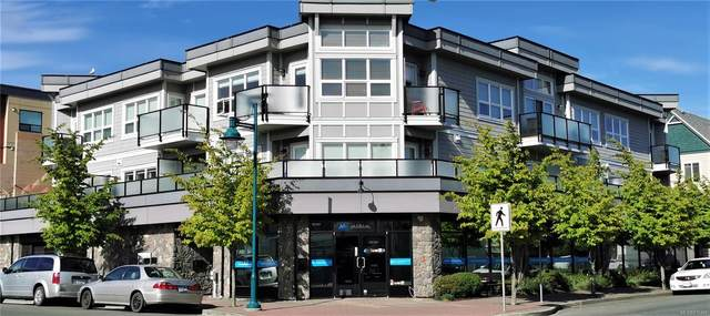 9751 Fourth St #203, Sidney, BC V8L 2Y9 (MLS #875408) :: Pinnacle Homes Group