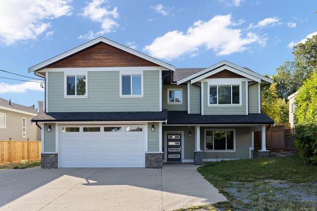 918 Dale St, Saanich, BC V8X 2W1 (MLS #875520) :: Day Team Realty