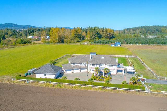 7112 Puckle Rd, Central Saanich, BC V8M 1W4 (MLS #875596) :: Pinnacle Homes Group