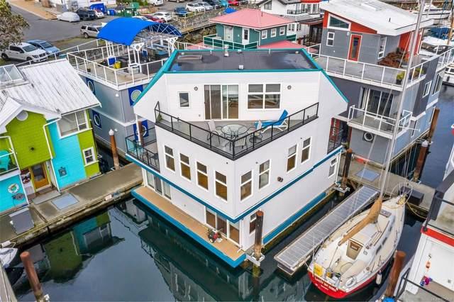 453 Head St A26, Esquimalt, BC V9A 5S1 (MLS #875708) :: Pinnacle Homes Group
