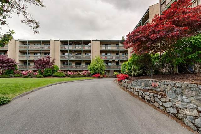3277 Quadra St #203, Saanich, BC V8X 4W9 (MLS #875739) :: Pinnacle Homes Group