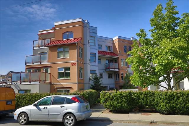 930 North Park St #107, Victoria, BC V8T 1C6 (MLS #875778) :: Pinnacle Homes Group