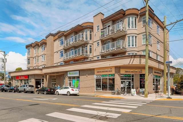 1258 Esquimalt Rd #206, Esquimalt, BC V9A 3P3 (MLS #876180) :: Day Team Realty