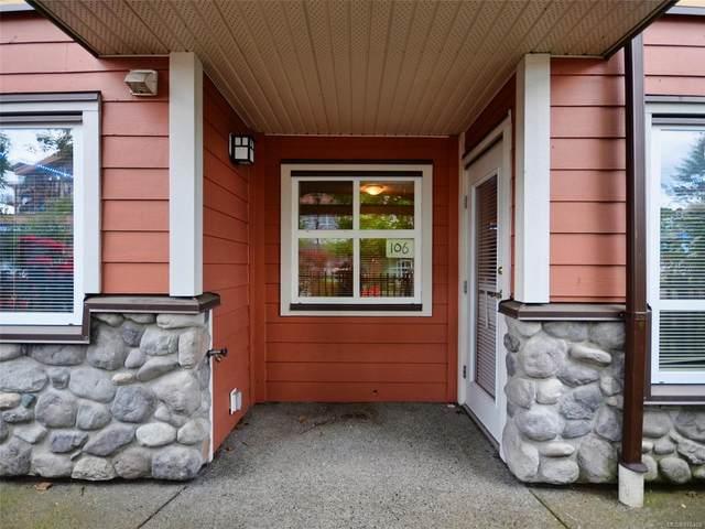 663 Goldstream Ave #106, Langford, BC V9B 2W9 (MLS #876409) :: Pinnacle Homes Group