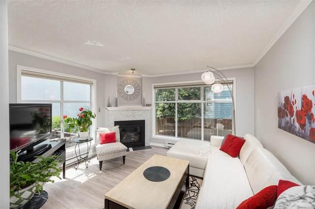 1007 Caledonia Ave #103, Victoria, BC V8T 1E7 (MLS #876455) :: Pinnacle Homes Group