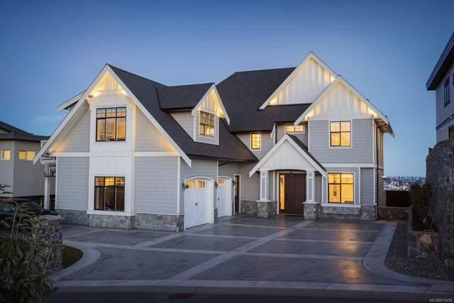 2701 Goldstone Hts, Langford, BC V9B 0A9 (MLS #876459) :: Pinnacle Homes Group