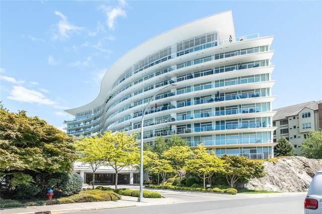 66 Songhees Rd #203, Victoria, BC V9A 0A2 (MLS #876634) :: Pinnacle Homes Group