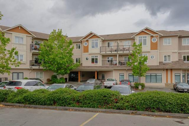 7088 West Saanich Rd #303, Central Saanich, BC V8M 1P9 (MLS #876708) :: Day Team Realty