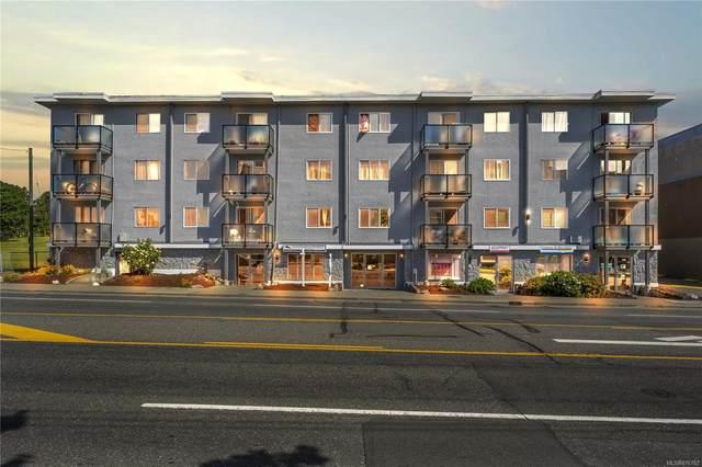 904 Hillside Ave #302, Victoria, BC V8T 1Z8 (MLS #876782) :: Pinnacle Homes Group
