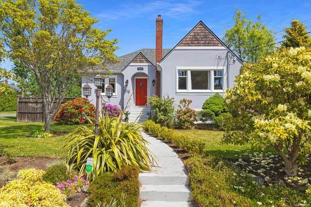 2684 Dufferin Ave, Oak Bay, BC V8Z 6Y9 (MLS #876824) :: Pinnacle Homes Group