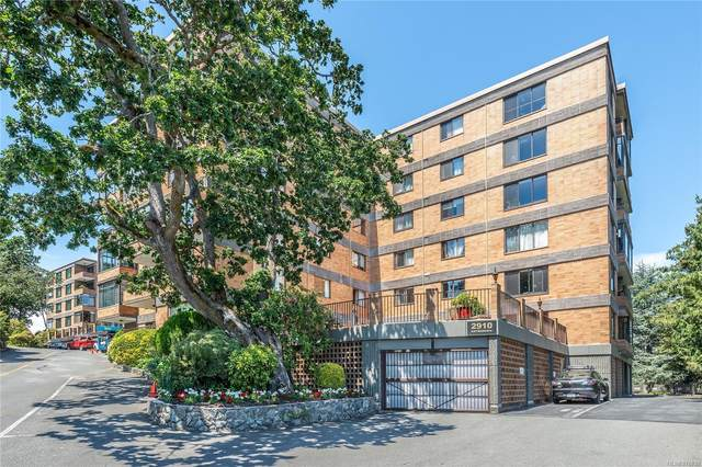 2910 Cook St #205, Victoria, BC V8T 3S7 (MLS #876838) :: Pinnacle Homes Group