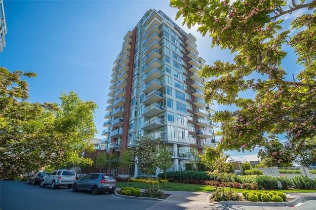 60 Saghalie Rd #806, Victoria, BC V9A 0H1 (MLS #876843) :: Pinnacle Homes Group
