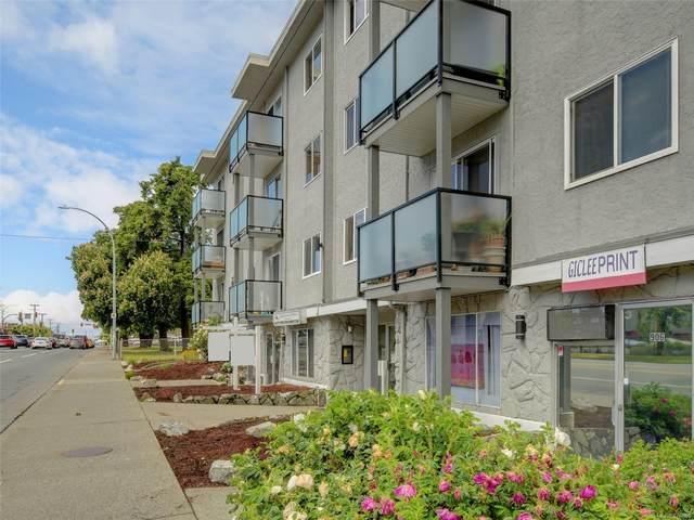 904 Hillside Ave #101, Victoria, BC V8T 1Z8 (MLS #876860) :: Pinnacle Homes Group