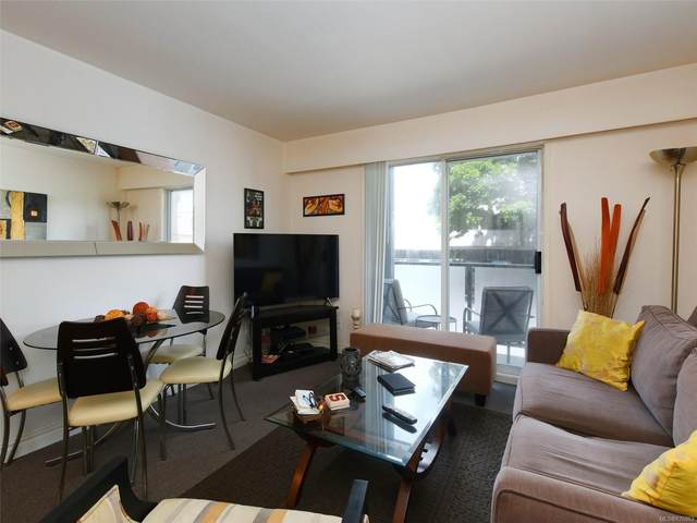 904 Hillside Ave #106, Victoria, BC V8T 1Z8 (MLS #876863) :: Pinnacle Homes Group