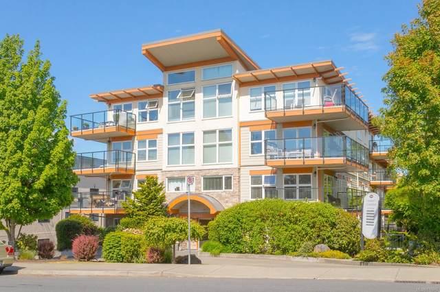 2940 Harriet Rd #203, Saanich, BC V9A 1T3 (MLS #876865) :: Pinnacle Homes Group