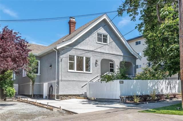 1150 Pandora Ave, Victoria, BC V8V 3R2 (MLS #876917) :: Pinnacle Homes Group