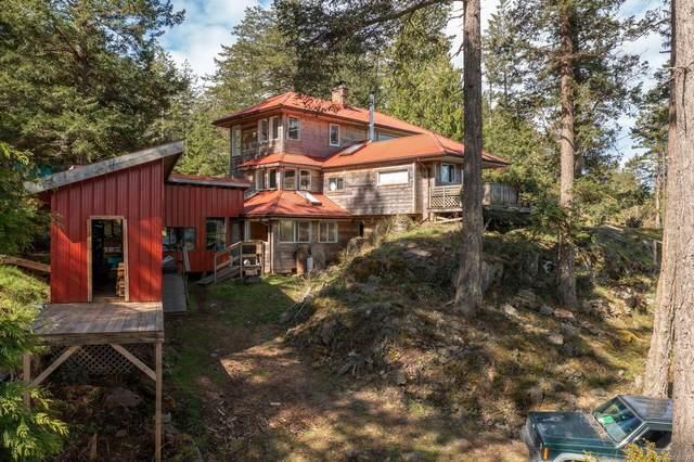 LT 77 Spring Bay Rd, Lasqueti Island, BC V0R 2J9 (MLS #876937) :: Pinnacle Homes Group