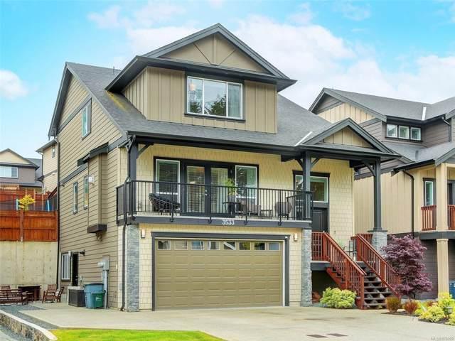 3533 Honeycrisp Ave, Langford, BC V9C 0K4 (MLS #876950) :: Day Team Realty