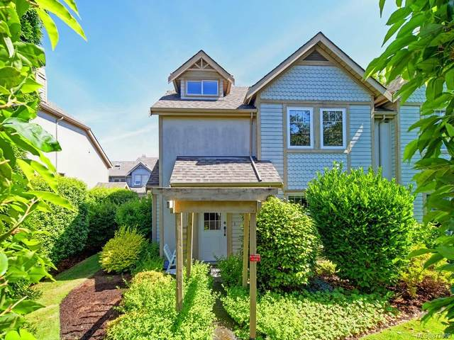 3947 Cedar Hill Cross Rd #5, Saanich, BC V8P 2N5 (MLS #877009) :: Pinnacle Homes Group